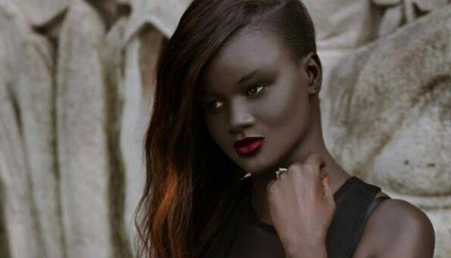 Kisah Enam Wanita Cantik Dengan Keunikan Kulit Yang Dimilikinya