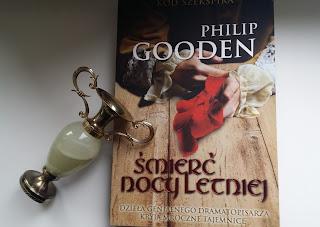 """Midsommar po angielsku. Recenzja książki  """"Śmierć nocy letniej"""" Philip Gooden."""