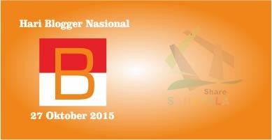 Hari Blogger Nasional Tahun 2015