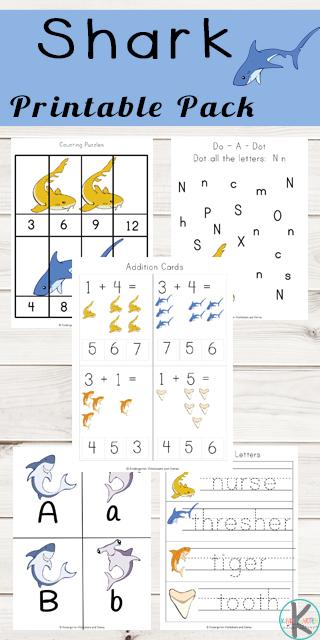 Shark-Printables-Pack