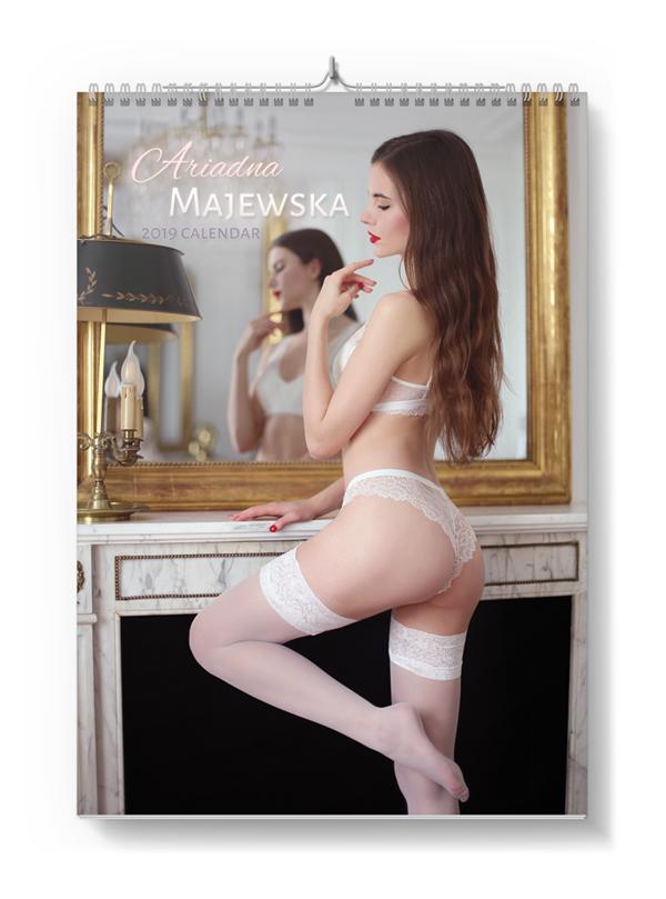 2019 Calendar by Ariadna Majewska