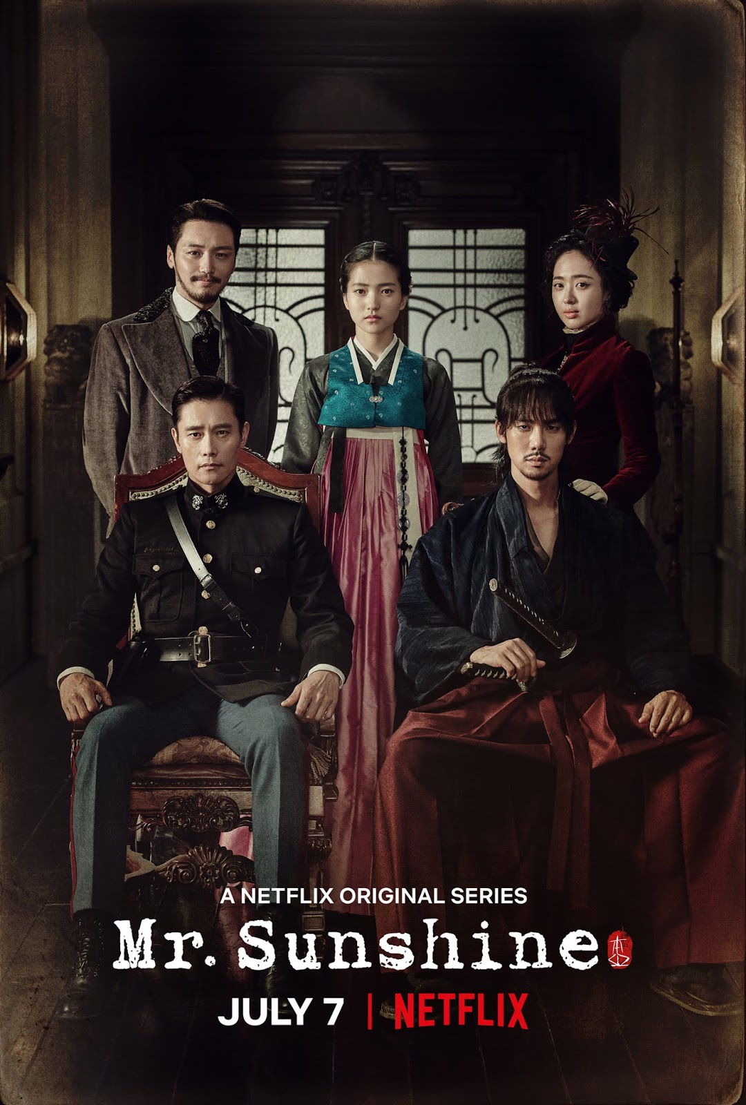 MR  SUNSHINE: Tumultuous Romance On The Forefront Of War In The