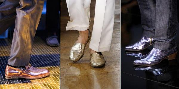 Điểm mặt những đôi giày nam được quý ông mê mẩn