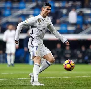 Paper C Ronaldo Ready To Quit Madrid