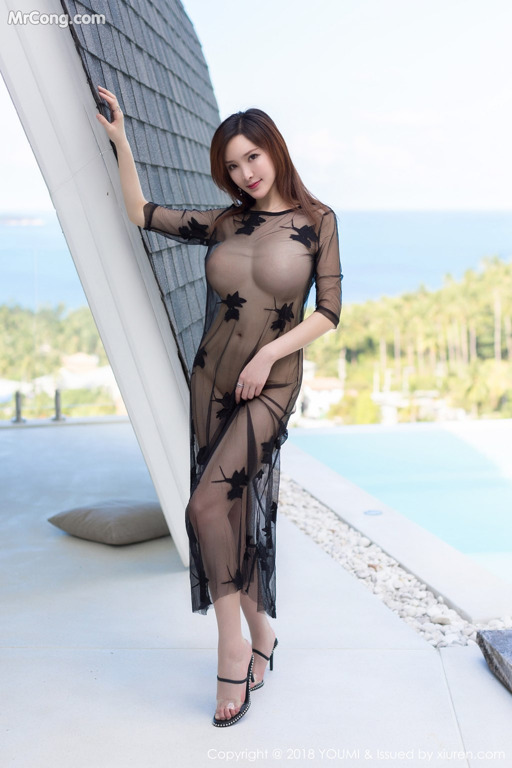 Image YouMi-Vol.223-Tu-Fei-Yuan-Ai-Cuo-Qiong-MrCong.com-001 in post YouMi Vol.223: Người mẫu 奶瓶土肥圆 (49 ảnh)
