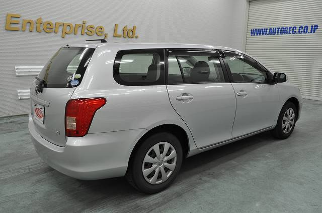2008 Toyota Corolla For Sale >> 2008 Toyota Corolla Fielder X for Kenya|Japanese vehicles to the world