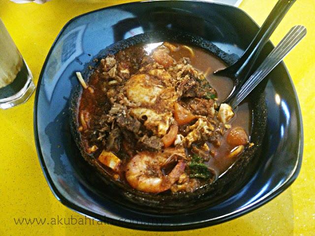 Makan Nasi Beringin Di Restoran Dun's Bangi