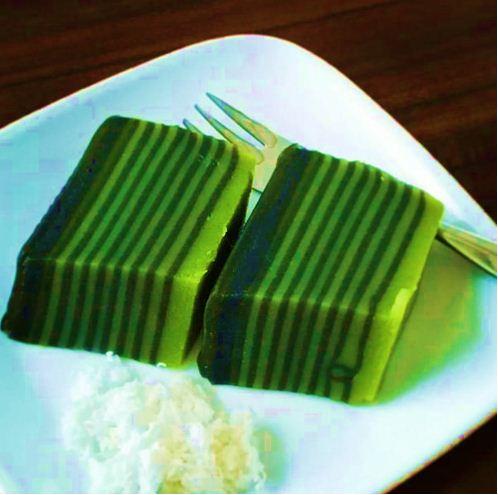 Resep Cara Membuat Kue Jongkong Surabaya Yang Enak