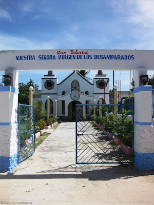 Catholic church on Malapascua