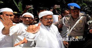 Pakar Hukum Ungkap Kejanggalan Status Tersangka Habib Rizieq
