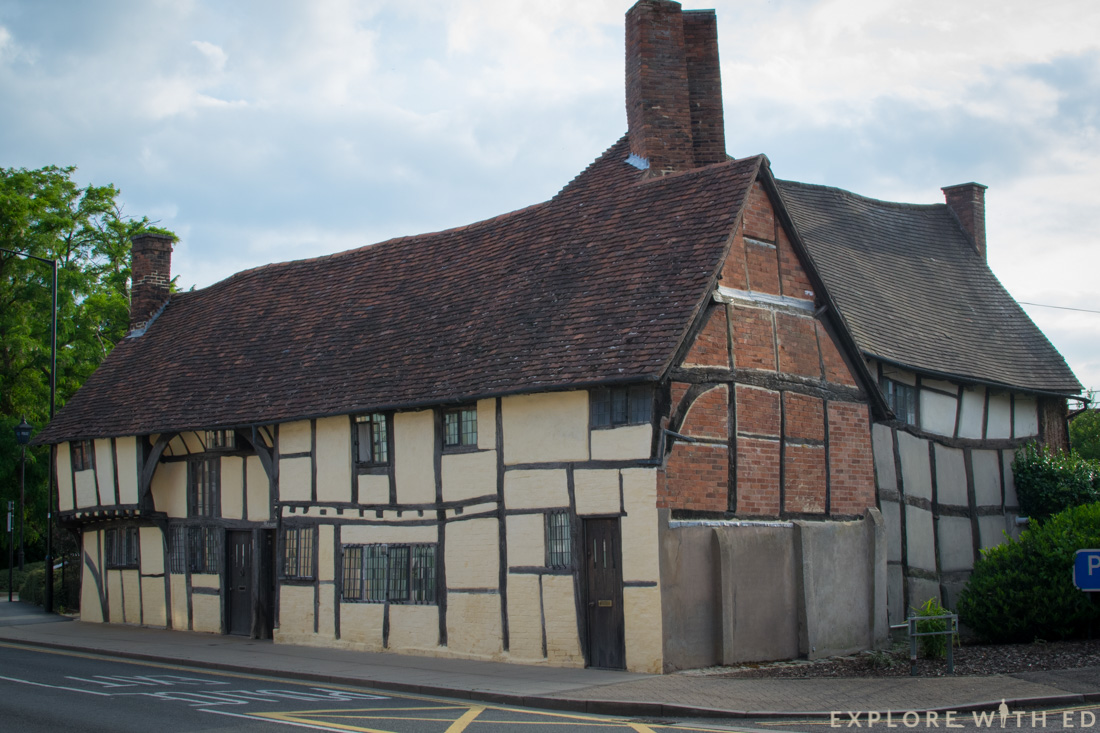 Stratford-Upon-Avon Old TImber Building