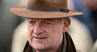 Willie Mullins horse trainer