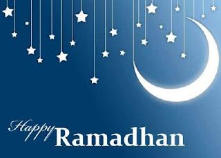 Gambar Ucapan Happy Ramadan Selamat Menunaikan Ibadah Puasa Ramadhan 1438H Tahun 2017