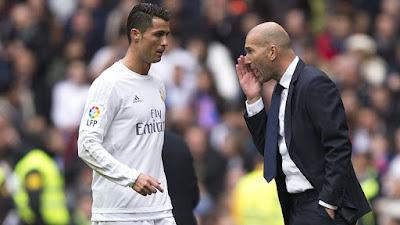 Zidane FURIOUS At Ronaldo Over Recent Comment