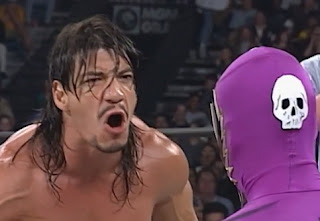 WCW Halloween Havoc 1997 - Eddie Guerrero and Rey Mysterio had the best cruiserweight match ever