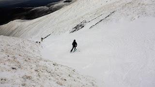 Ski course Ciste Gully Cairngorm