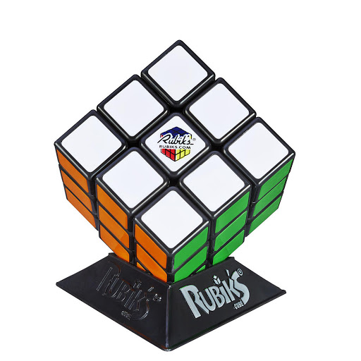 Rubik's Cube Brain Teaser