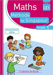 Maths CE1, Méthode De Singapour, Fichier 1 PDF