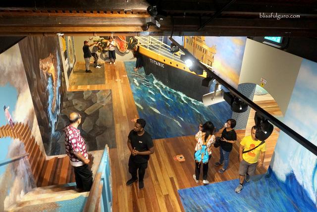 3D Art Illusion Museum Kuala Lumpur