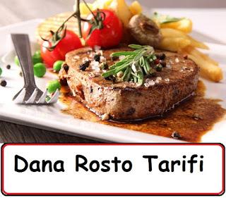 Dana Rosto Tarifi