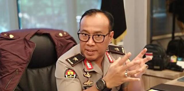 Polri: Tersangka Perusak Baliho SBY Tergiur Upah Rp 150 Ribu