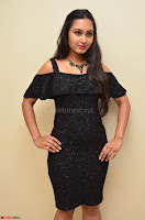 South Actress Amulya in short black dress at Kalamandir Foundation 7th anniversary Celebrations ~  Actress Galleries 034.JPG