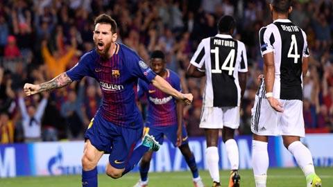 cầu thủ Lionel Messi vẫn dẫn đầu danh sách Vua phá lưới