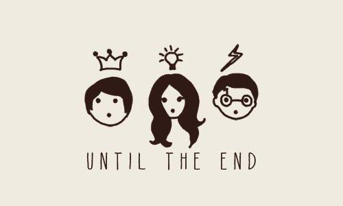 Desenho harry potter, rony wesley e hermione granger para fazer na parede do quarto decorando sem gastar