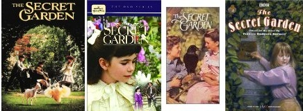 Heather S Book Blog The Secret Garden Movie Adaptations My Favorites