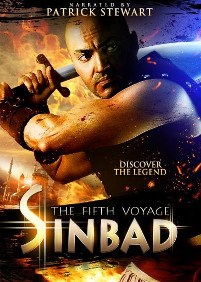 Sinbad: The Fifth Voyage (2014) BRRip