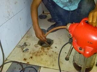 Sedot WC Mampet di Banyumanik