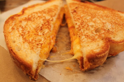 The Joys of the Grilled Cheese Sandwich
