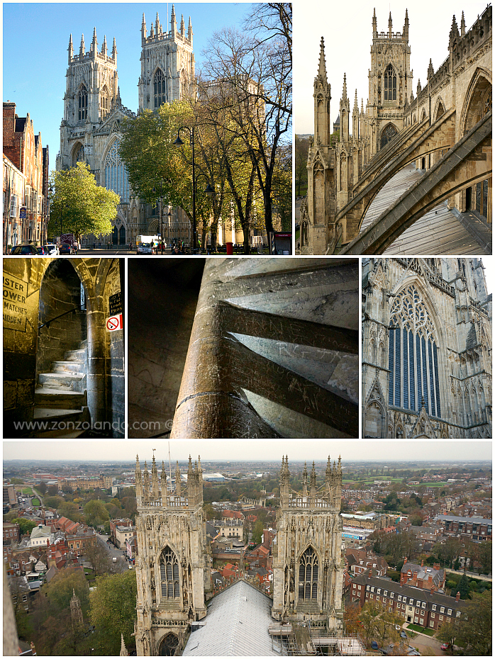 York Inghilterra cosa fare e vedere Minster cosa mangiare musei e attività mura - What to see and do in York England trip advices