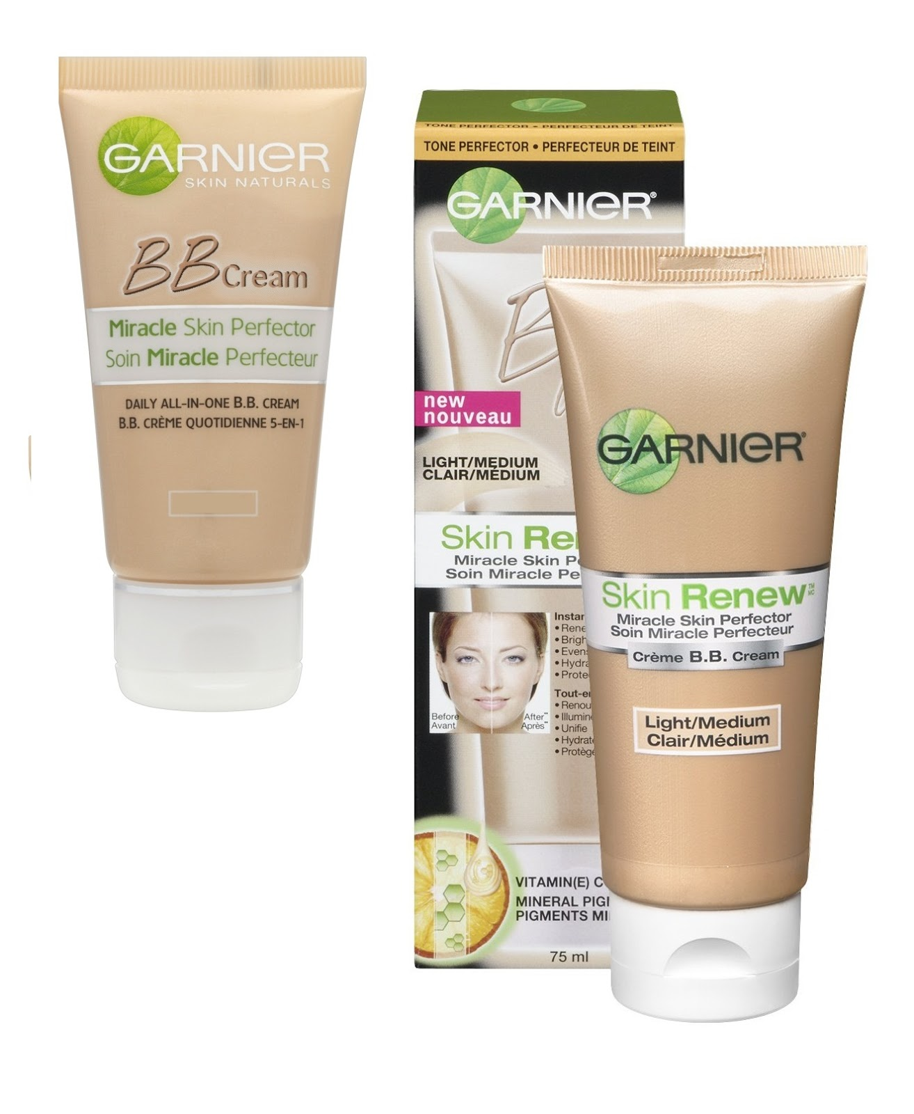 Review Kosmetik Terlengkap: Garnier BB Cream Miracle Skin ...