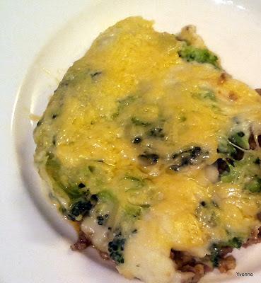 Broccoli ovenschotel met kaassaus