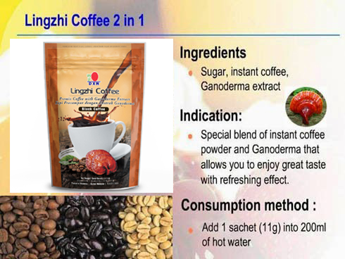 DXN black coffee
