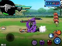 Naruto Senki Mod Sprite : Sasuke Btm v2 with Jubah Replace Karin