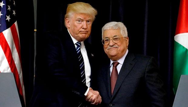 Presiden Palestina Ditawari Uang Sebesar Rp.142 Triliyun untuk Terima Perjanjian Trump