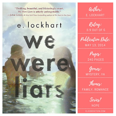 We Were Liars on Eloise Edition