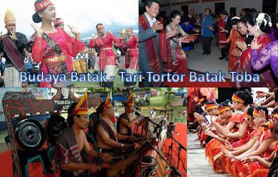 Budaya Batak - Tari Tortor Batak Toba dan Musik yang Dipakai Saat Margondang