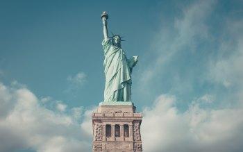 Wallpaper: Statue of Liberty