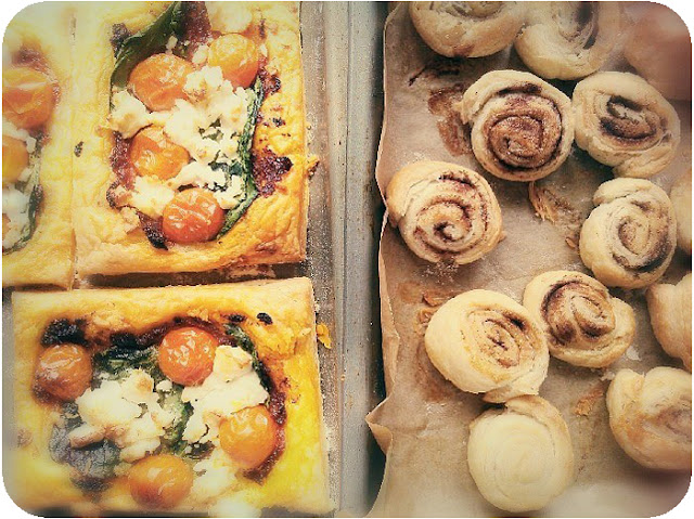 Puff pastry recipes