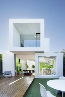 moderne häuser mit grundriss