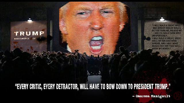 Trump convierte a 1984 de Orwell en el libro más vendido en Amazon