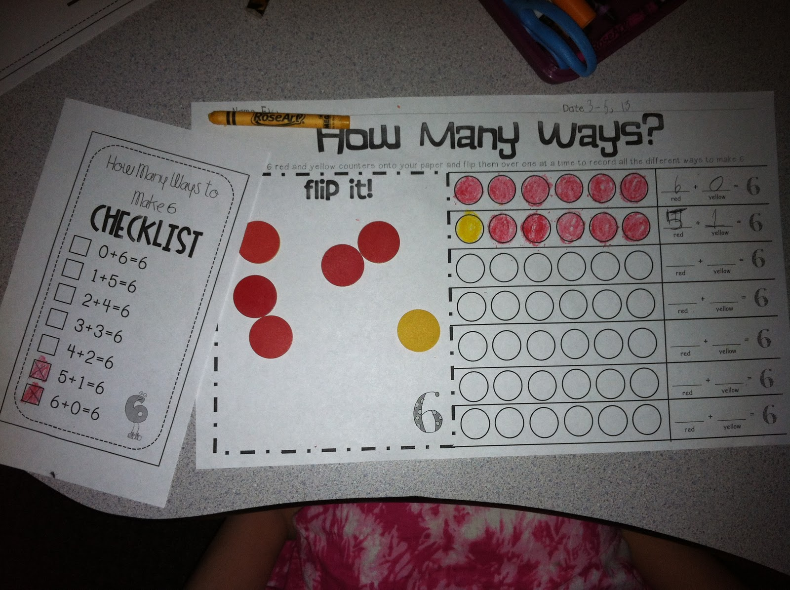The Kinder Garden Decomposing Numbers Amp A New Activity Pack