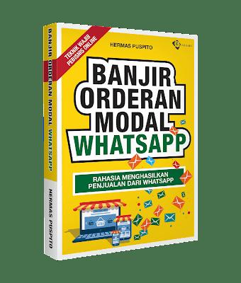 Rahasia Tembus Banyak Orderan Modal WhatsApp