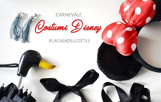 La casa dello stile: Disney couple: costumi di carnevale per coppia!