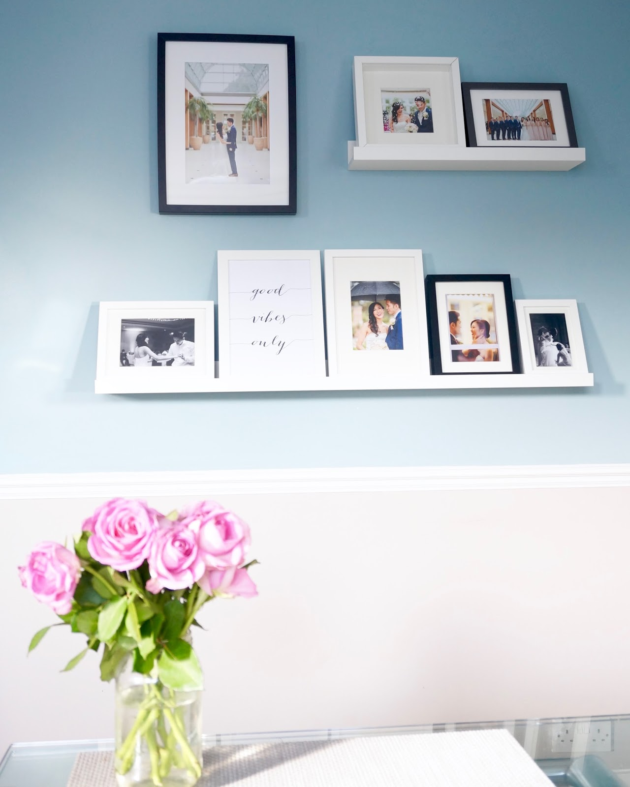 How to Create a Gallery Photo Wall
