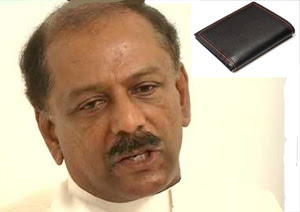 Dinesh loses his purse at coconut cracking exercise at Seenigama against FCID