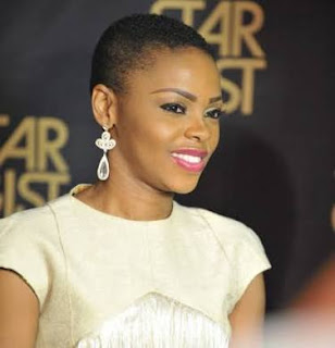 We Can't Help But Notice The Tattoo On Chidinma's Back